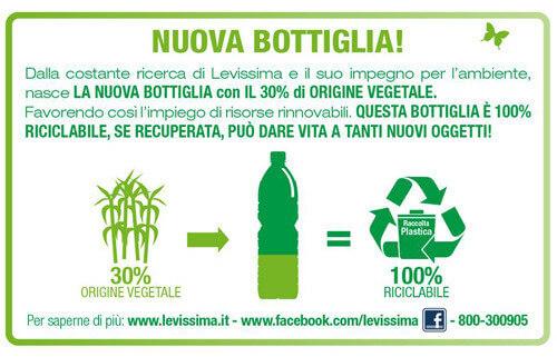 Levissima-bio-based