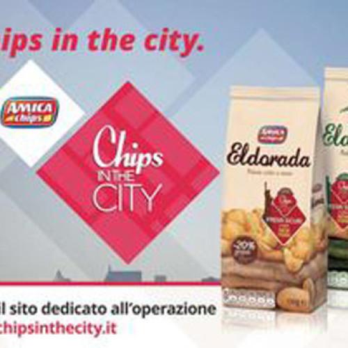 Ricetta anticrisi di Amica Chips: investimenti e restyling