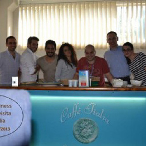 Master in marketing e comunicazione presso Caffè Italia