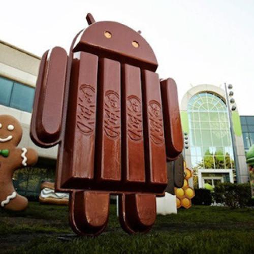 Si chiama Kitkat la versione 4.4 di Android