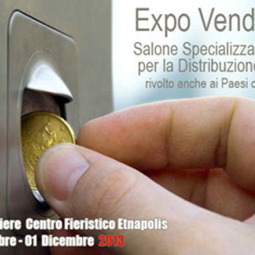 Expo Vending Sud 2013 su Vending TV