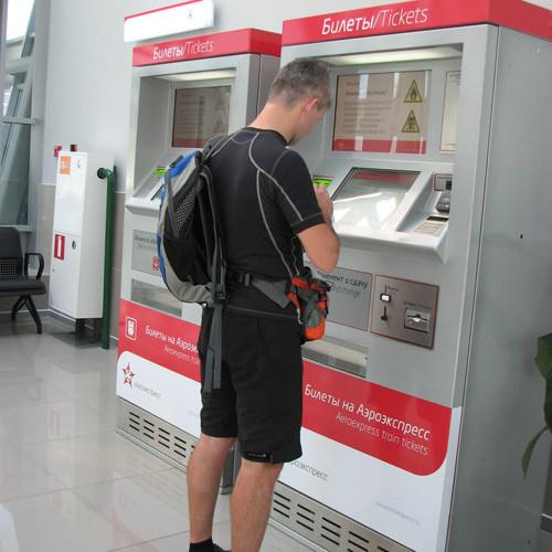 Nella metropolitana di Mosca non solo biglietterie automatiche