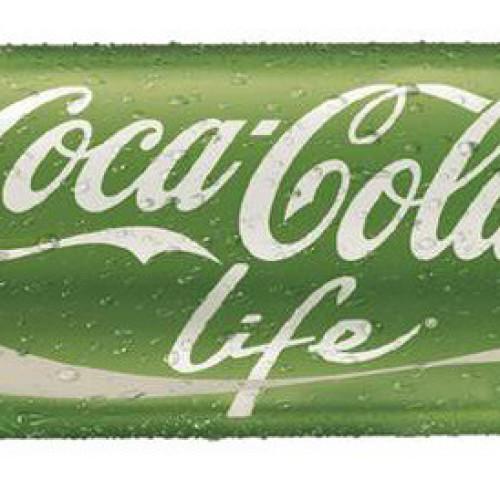 """Coca-Cola Life: le bollicine in versione """"naturale"""""""
