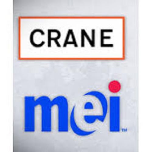 Ufficiale l'acquisizione di MEI da parte di Crane
