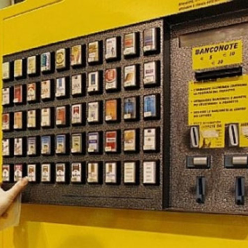 San Marino adegua alla normativa i distributori automatici di sigarette