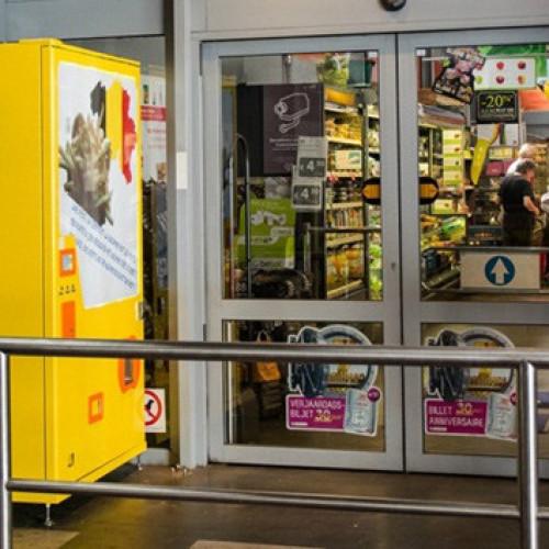 In Belgio il primo distributore di patatine fritte d.o.c. (Video)