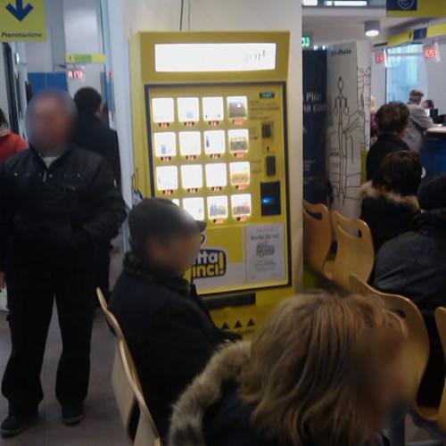 """I distributori automatici di """"Gratta e Vinci"""" eliminati dagli uffici postali"""