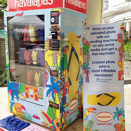 Pac-man: una delle novità Havajans per l'estate 2013