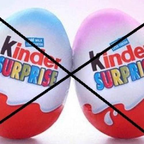 In UK gli Ovetti Kinder di Ferrero sono sessisti