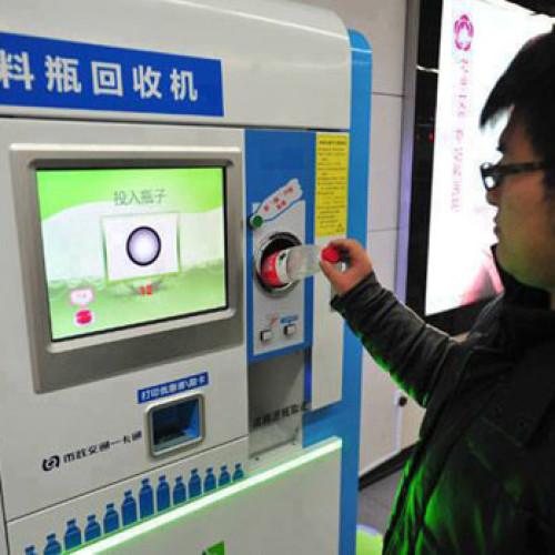 Se ricicli, nella metropolitana di Pechino viaggi gratis