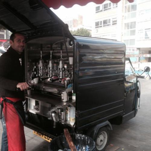 Lo street coffee è la nuova area ristoro