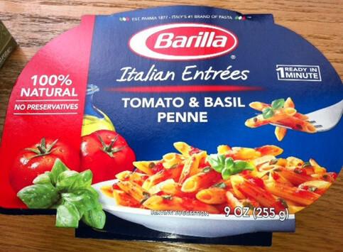 Barilla-italian-entrees