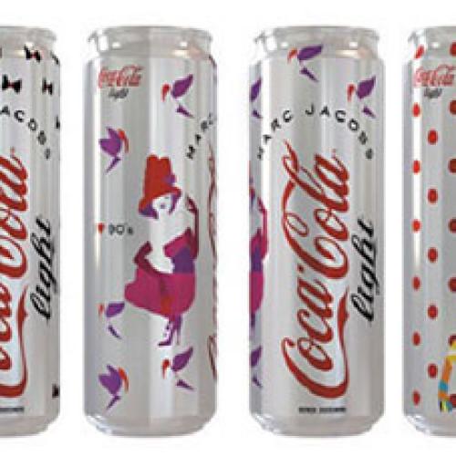 L'alta moda per Coca-Cola Light