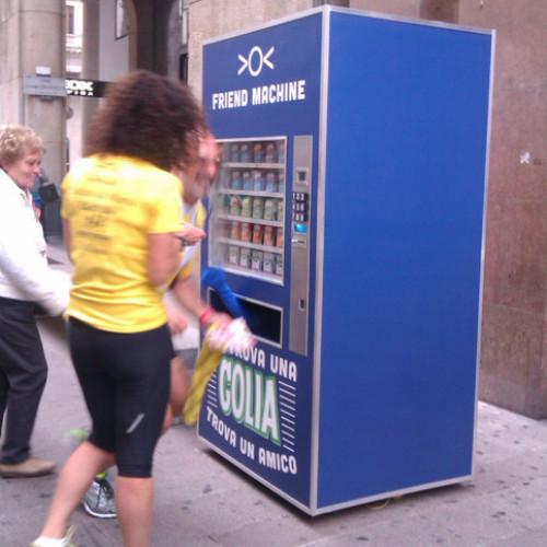 La Golia Vending Machine a Milano