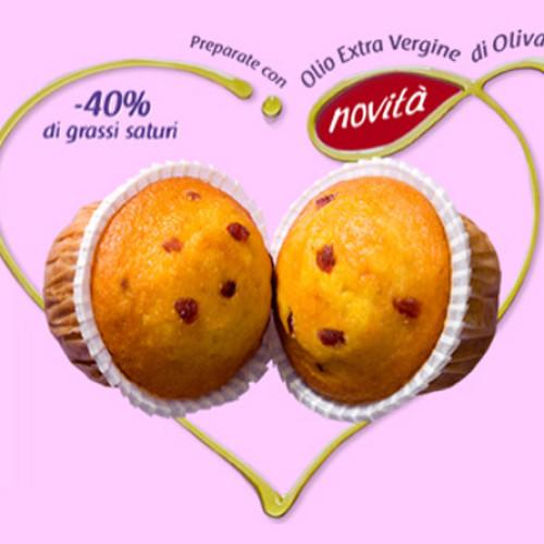 I nuovi Muffin di Bauli