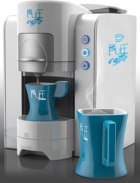 PUFF-CAFFE