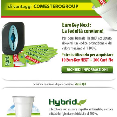 Partnership Flo-Comesterogroup per una promozione straordinaria