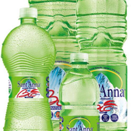 Sant'Anna Bio Bottle in mostra