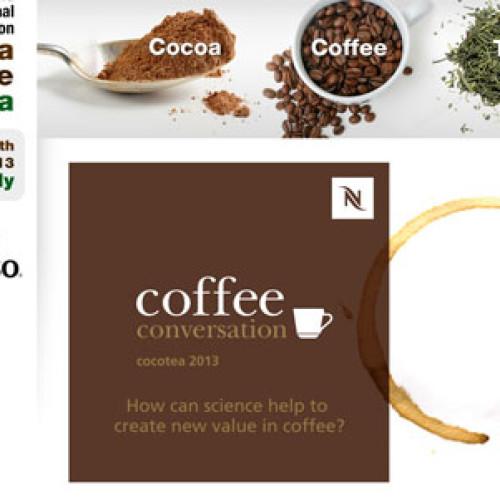 Nespresso gold sponsor di CoCoTea 2013