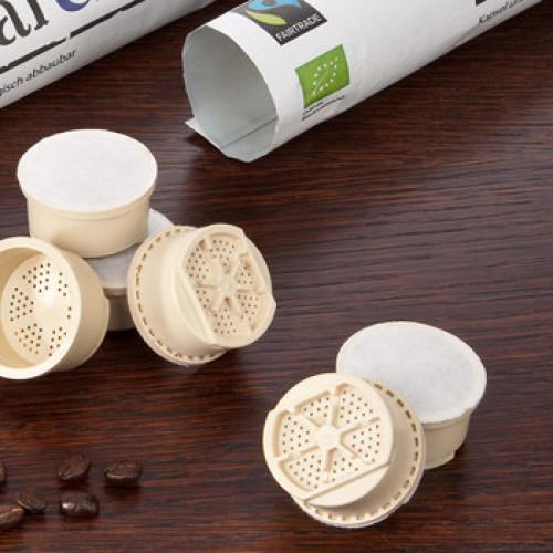 BASF lancia la capsula di caffè compostabile