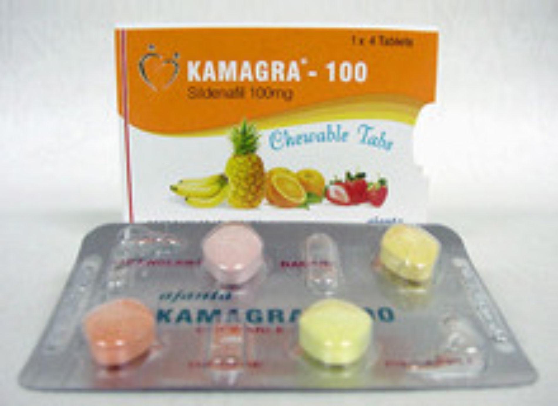 Viagra In Chewing Gum