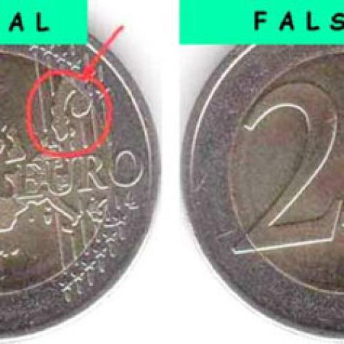 Nuovo allarme per le monete false