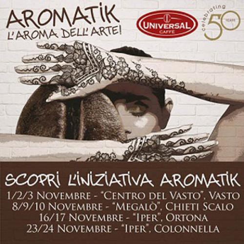 L'Abruzzo festeggia 50 anni di Universal Caffè