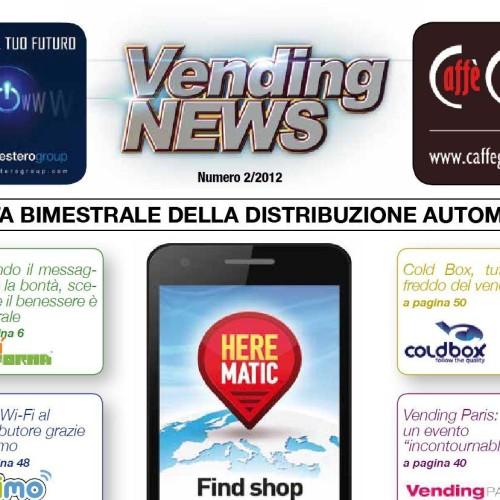 Rivista Vending News – Leggi il numero 2