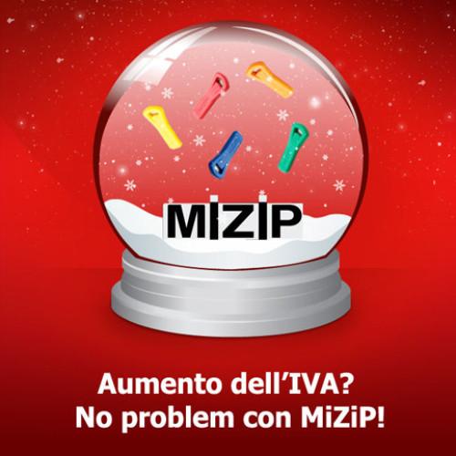 Con MiZip di N&W l'adeguamento IVA in un attimo