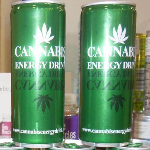 Vending Cash a Expo Vending Sud con energy drink particolari