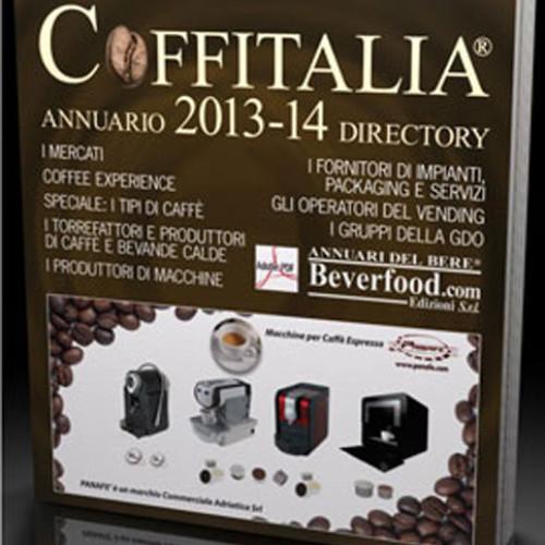 Coffitalia. Tutto il mondo del caffè nell'annuario 2013-2014