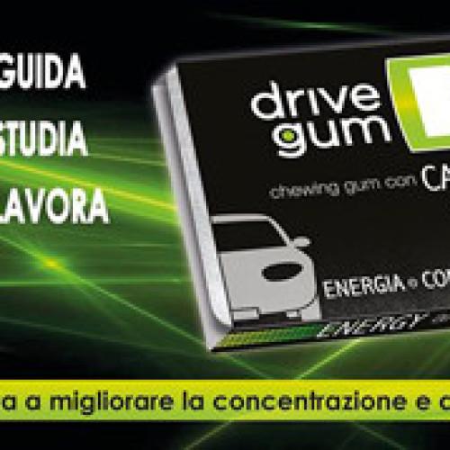 Drive Gum il chewing gum dei tuffatori
