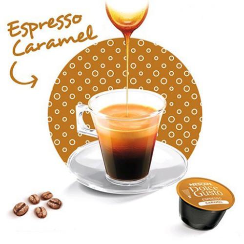 Nuove capsule per Nescafè Dolce Gusto