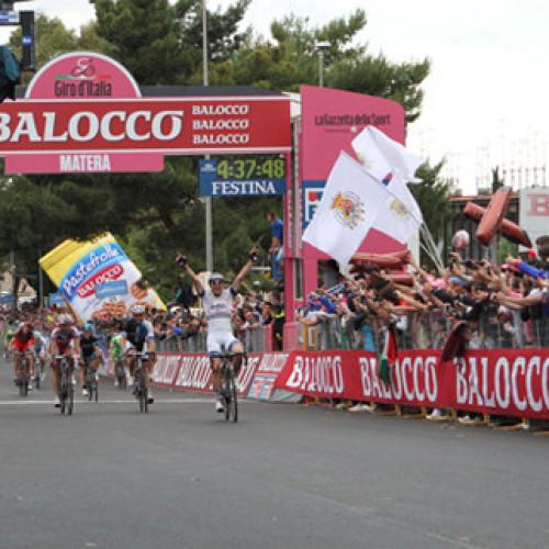 Balocco sponsor del Giro d'Italia