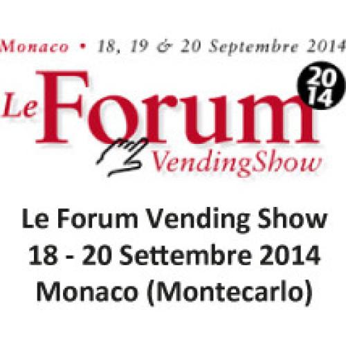 Le Forum 2014 Vendor Show