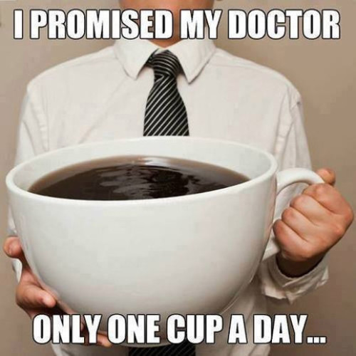 Il caffè crea dipendenza