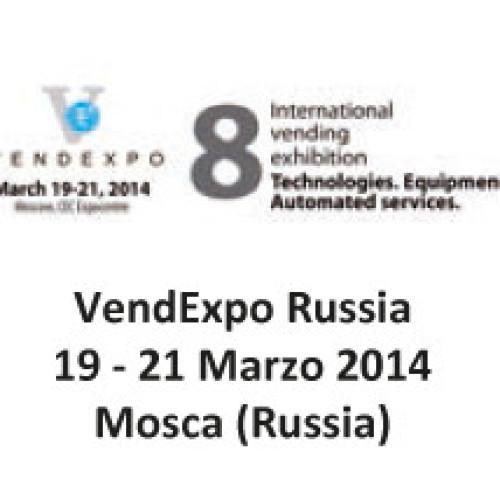 VendExpo Russia 2014