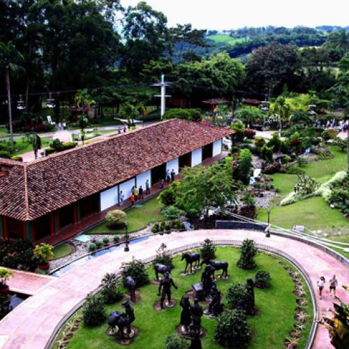 Apre in Costa Rica il primo parco a tema dedicato al caffè