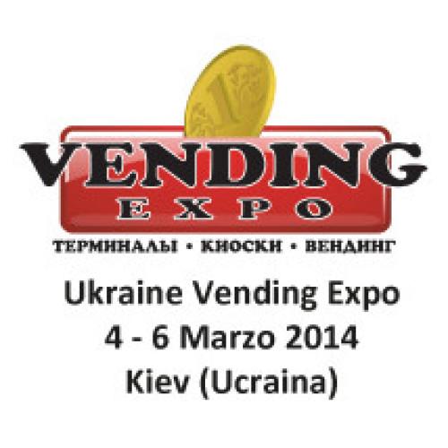Ukraine Vending Expo 2014