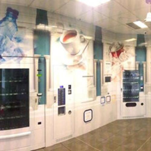 Inaugurato a Firenze il nuovo Shop 24 di Gedac Vending