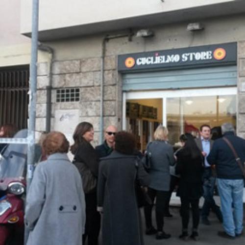 A Roma il nuovo shop di Caffè Guglielmo