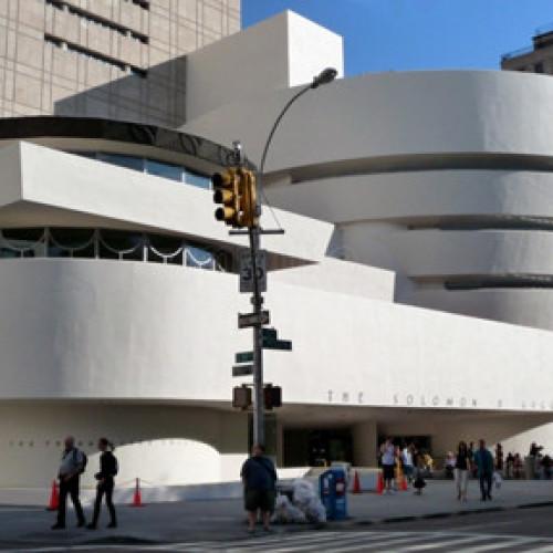 Lavazza al Guggenheim Museum di New York