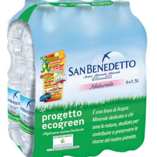 Acqua San Benedetto invita a Gardaland