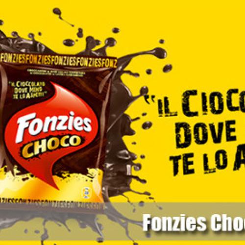 I nuovi Fonzies al cioccolato