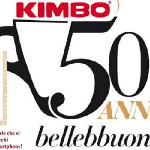 Un juke-box digitale per i 50 anni di Kimbo