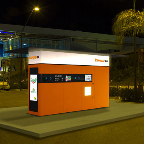 WIB. Da start-up a automated store Ipercoop