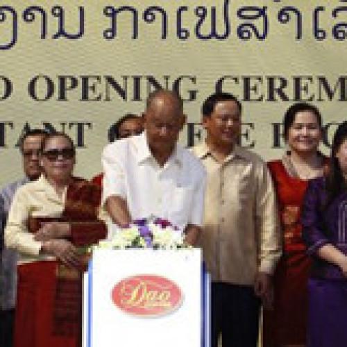 Il Laos va a produrre caffè in Thailandia
