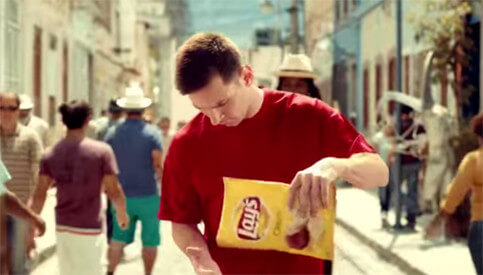 Messi-Lay's