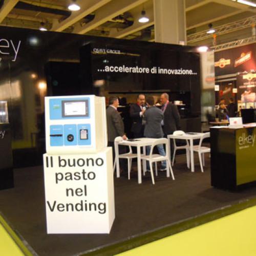 Venditalia 2014 – Lo Stand Elkey Gruppo Qsave