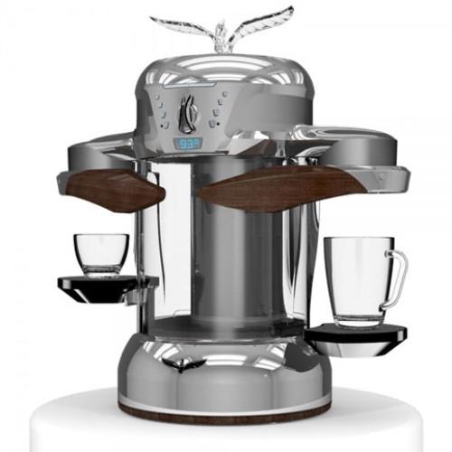 La Fenice, prima macchina per il caffè a induzione